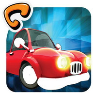 Kids Car Racing Numbers Game