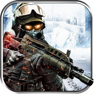 Legend Sniper 3D - Zombies and humans fight to survive in this 3D game