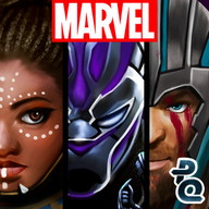 Marvel Puzzle Quest - The superheroes have taken over the ledgendary Puzzle Quest