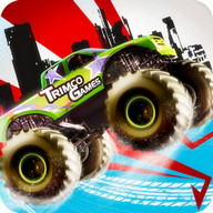 Monster Truck 4x4 Stunt Race