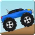 Monster Truck Hill Racing