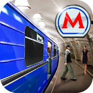 Metro de Moscú Train Simulator