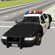 Polis arabası simülatörü 2016