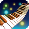 Power Piano - Have fun with this piano's cool visuals and sound effects
