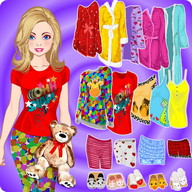 Princess Pajama Party Dress Up
