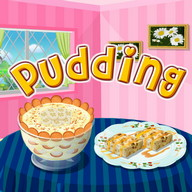 Pudding Cooking