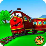 Puzzle Trains - Make your own train tracks and solve each level to keep chugging