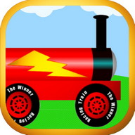 Steam Trains Memory Game