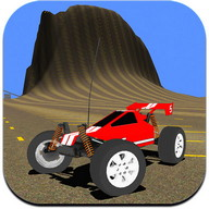 RC Car ?  Hill Racing Simulator