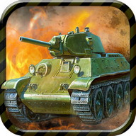 Real Tank War:World War of Tank,Best Shooting Game