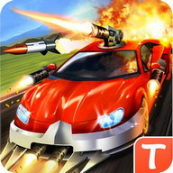 Road Riot Combat Racing - Races full of explosions and shootings