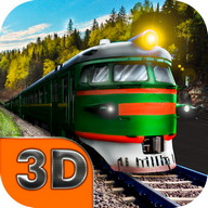 Russian Train Simulator 3D