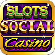 Slots Social Casino - 30 different types of casino games in 3D