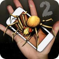 Spider 2 Hand Funny Joke