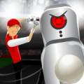 Stick Cricket: Super Sixes - Play cricket against a terrifying robot