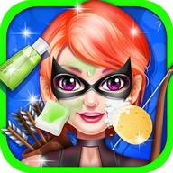 Super Girl Makeup Removal