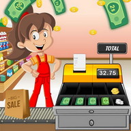 Superstore Cash Register Game