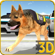 Swat Police Dog Chase Crime 3D