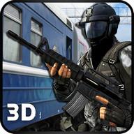 SWAT Zug Mission Crime Rettung