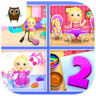 Sweet Baby Girl Dream House 2