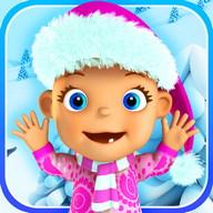 Talking Baby Babsy Winter Fun