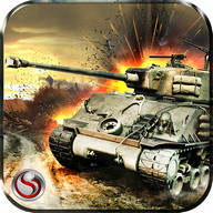 Tank Battle 3D-World War Duty