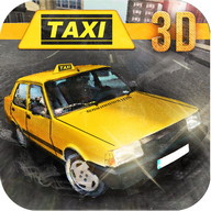 Taxi Car Simulator 3D