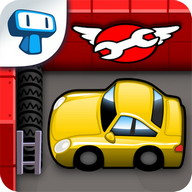 Tiny Auto Shop - Car Wash and Garage Game