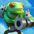 Toy Rush - Make an attack strategy loaded with toys