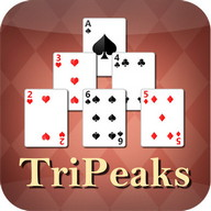 TriPeaks Solitaire - There's nothing better than spending some time playing Solitaire