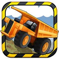 Uphill Dump Truck Racing
