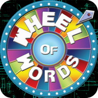 Wheel of words - Like the Wheel of Fortune, but under another name...
