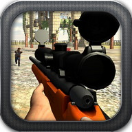 Zombie Sniper Shooting 3D