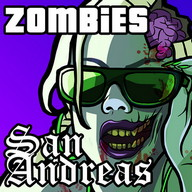 Zombies in San Andreas