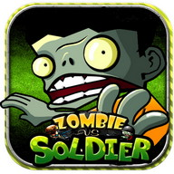 Zombies vs Soldier HD - Fight to the death against the hordes of zombies