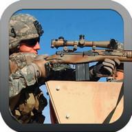 3D Combat Forces Sniper