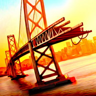 Bridge Construction Simulator - Build bridges safe enough for heavy trucks to cross