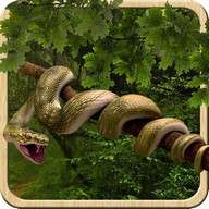 Deadly Anaconda Snake Sim 3D