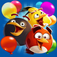 Angry Birds Blast - Pop balloons and free the birds