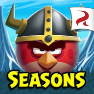 Angry Birds Seasons - The most famous birds in the world dress up for every occasion