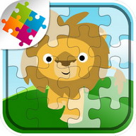 Kids Jigsaw Puzzle - Animal