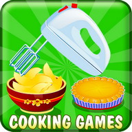 Apple Cobbler Cooking Games