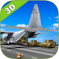 Army Cargo Plane - Tanks