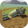 Army Truck Racing - Get hold of an army truck