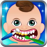 baby dentist games