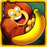 Banana Kong - Run, jump, swim, and fly with Banana Kong