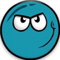 Blue ball 5.