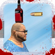 Bottle Shooter 3D-Deadly Game
