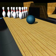 Alley Bowling Games 3D
