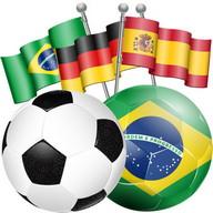 Flag Matching : Brazil 2014